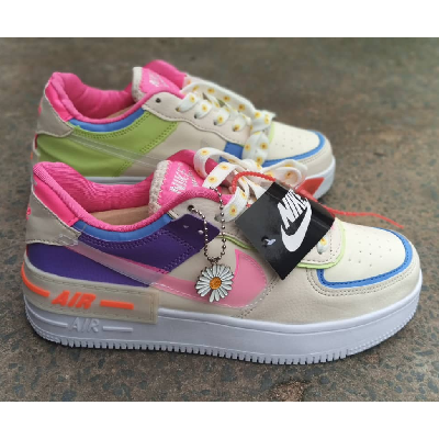 Airforce 1 multi couleur, pointure 37-42